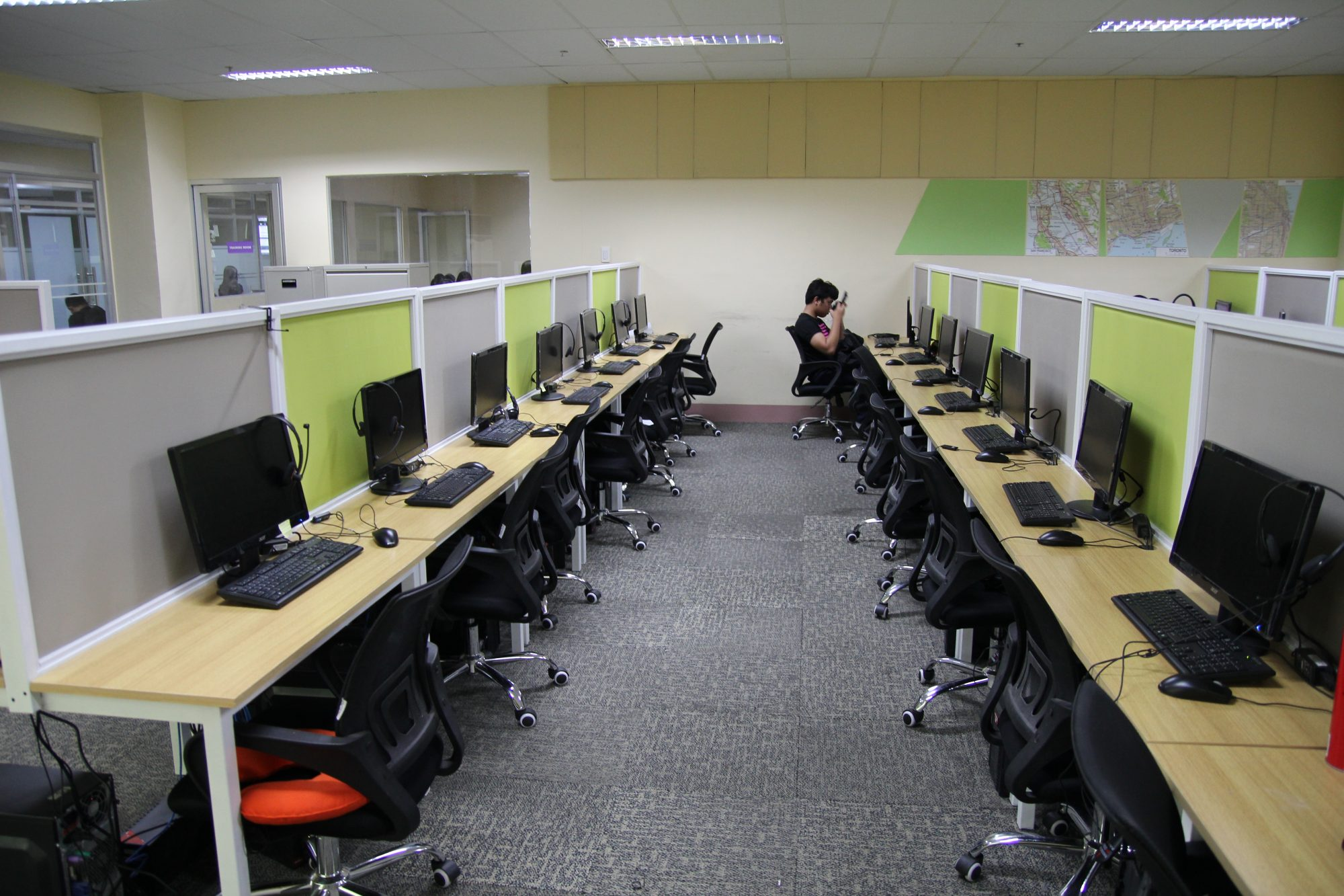 The Seat Leasing and Call Center Offices of BPOSeats.com
