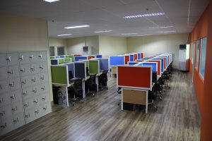Modifiable Office Setups for Call Centers - Exclusive 24/7 Offices