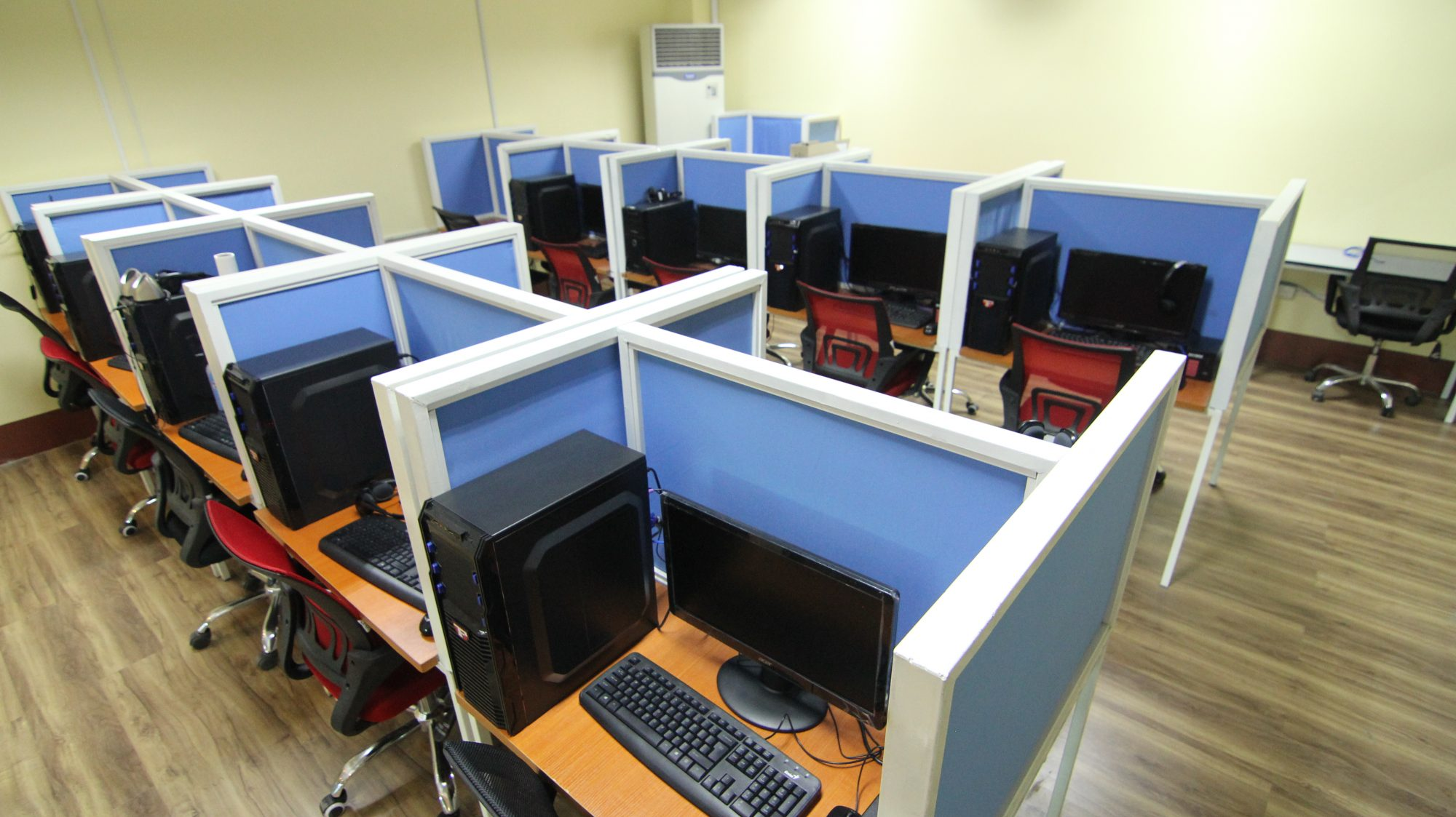 Envision Your Call Center Office with BPOSeats.com