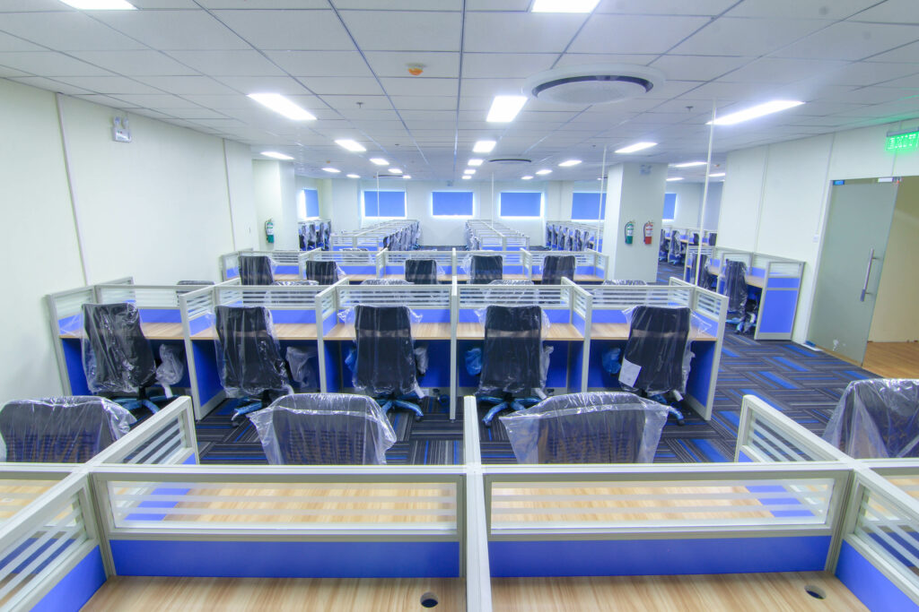 YOUR AFFORDABLE CALL CENTER OFFICE IN CEBU
