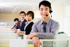 World-class customer care representatives in the Philippines
